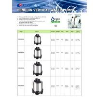 [Recommended] RESUN Penguin-3200 Pompa Air Celup Vertical Submersible Water Pump