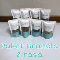 Paket Granola - Chocolate