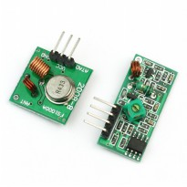 Module Wireless Transmitter and Receiver 433MHz for Arduino Raspberry Pi