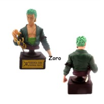 ACTION FIGURE RORONOA ZORO BANDAI KAPSUL JAPAN VERSION