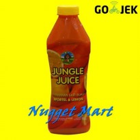 Jungle Juice Lemon Carrot 1 lt
