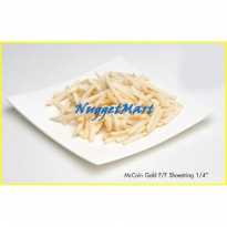 McGold French Fries Shoestring Cut 1/4