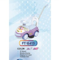 Ride On Tolo Car Family FT 6413