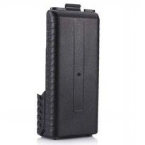 Taffware Walkie Talkie Battery Case 6xAAA for Baofeng - Black