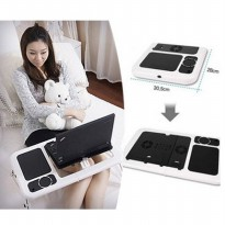 Meja Laptop Multifungsi - LD09 - Black