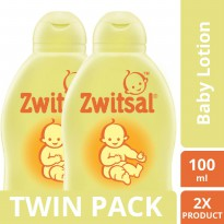 [TWIN PACK] Zwitsal Baby Lotion Classic - 200ML