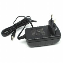 Adaptor for Router Switch 12V 1A - HW-120100E6W - Black