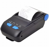 Xprinter Portable POS Thermal Receipt Printer 58mm Bluetooth+USB - XP-P300 - Black