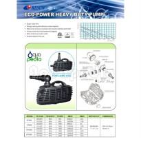 [Recommended] Resun EP-6000 Pompa Air Eco-Power Heavy Duty Pump