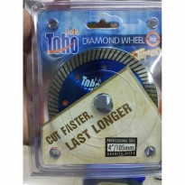 DIAMOND WHEEL TOHO TURBO 4 inch MATA POTONG GRANIT