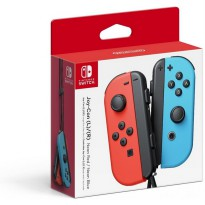 M.U.R.A.H NINTENDO SWITCH - JOY-CON (L/R)-NEON RED/NEON BLUE