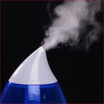 SALE Classic Drop 6 in 1 Air Humidifier Aroma Therapy