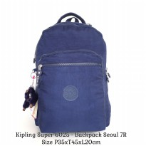 Tas Ransel Import Kipling Backpack SEOUL 7R 6025 - 2