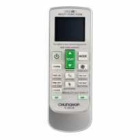 CHUNGHOP Universal AC Remote Controller - K-2012E - White