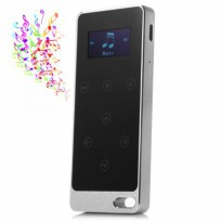 Ruizu X05 HiFi DAP MP3 Player 8GB - Silver