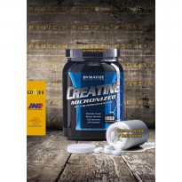 NEW ARRIVED! Dymatize Creatine 100 gr eceran termurah FREE TUPPERWARE