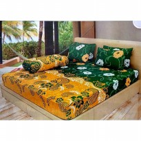 D.I.S.K.O.N Sprei Lady Rose Disperse Queen 160 x 200cm