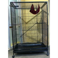 [High Quality] Kandang Kucing Cat Cage CC10