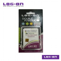 LOG-ON Battery For Polytron Rocket T5 R2508 - DoublePower & IC - Garansi 3 Bulan