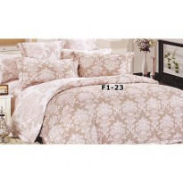 Sprei Bed Cover Katun Klasik F1-23