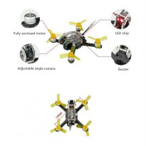 (Recommended) Kingkong FLY EGG 100 100mm F3 10A 4in1 Blheli_S 25/100mW 16CH 800TVL