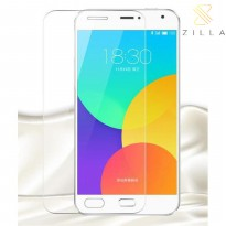 Zilla 2.5D Tempered Glass Curved Edge 9H 0.26mm for Meizu M3 Note
