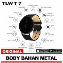 Smartwatch TLW T7 Original 100% Smartband Support Android dan iOs