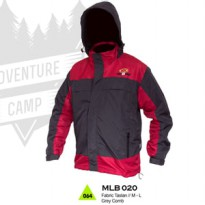 Jaket Gunung hiking outdoor pria/semi waterproof setara eiger AMLB 020