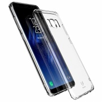 Baseus Clear TPU Case for Samsung Galaxy S8 - Transparent