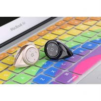 [Limited Offer] Headset Bluetooth Y5 Earphone Gold Xiaomi Samsung LG Lenovo Iphone
