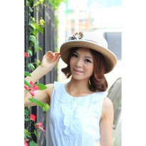 SALE Cheerful Summer Straw Hat - ZH737