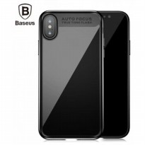 Baseus Suthin Hardcase for iPhone X - Black
