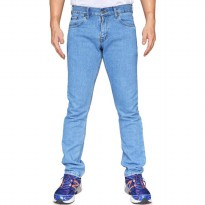 Celana Jeans Panjang Pria Levi's Hight Quality [Light Blue]
