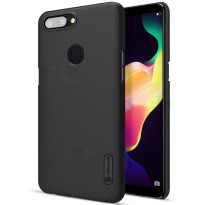 Nillkin Super Frosted Shield Hard Case for OPPO R11s - Black