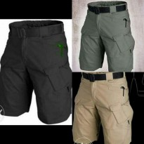 Celana Tactical Pendek Blackhawk Hight Quality [Grey]