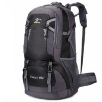 Tas Gunung Anti Air Ransel Carrier Waterproof  Huwai 60L