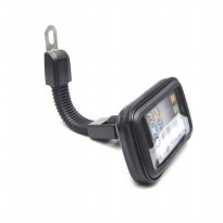 Holder Smartphone Motor Waterproof - Large Size - Black
