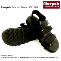NICEPAIR Sandal Gunung / sandal Outdoor Model MY1503 ( bukan Eiger)