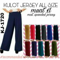 Celana Kulot Panjang Spandek fit To XL