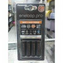 Batere Batre Battery Cas Panasonic Quick Charger Eneloop Pro AA 2500mah 4pcs Baterai 2500 Mah 4 Pcs Best Seller