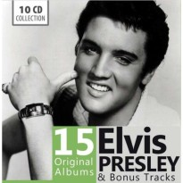 ELVIS PRESLEY - 15 ORIGINAL ALBUMS [10CD]