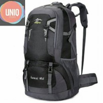 Tas Ransel Gunung - Carrier - 60 Liter - Backpack Import - Traveling