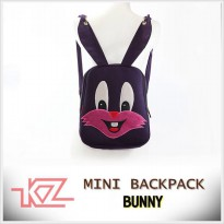 KABIZAKU MINI BACKPACK BUNNY