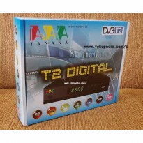 Set Top Box DVB-T2 digital Tanaka