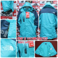 JAKET OUTDOOR / GUNUNG CEWEK THE NORTH FACE 1603B LADIES WATERPROOP