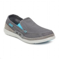 Crocs Mens Walu Acent Slip On - Abu Tua