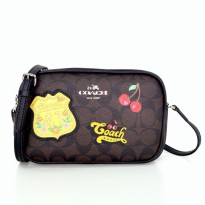 Coach American Patches Crossbody Purse