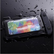 Waterproof Bag for Smartphone 4 - 5 Inch - ABS162-100 - Black