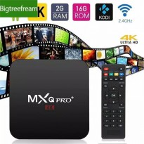 TV BOX ANDROID SMART TV MXQ-4K