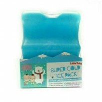 (Murah) Little Baby Ice Gel Gelombang Super Cold Pack